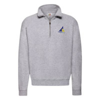 Bangor Regatta Zip Neck Sweatshirt